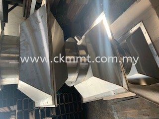 Stainless steel Funnel Fabrication Parts Johor Bahru (JB), Malaysia Supplier, Suppliers, Supply, Supplies | CKM Metal Technologies Sdn Bhd