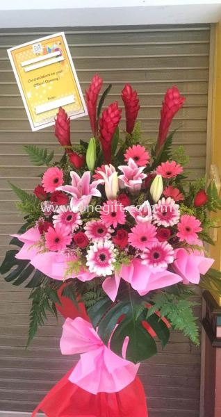 OO17 Official Opening Flower and Gift Malaysia, Selangor, Kuala Lumpur (KL), Shah Alam Supplier, Suppliers, Supply, Supplies | The One Gift Gallery Sdn Bhd