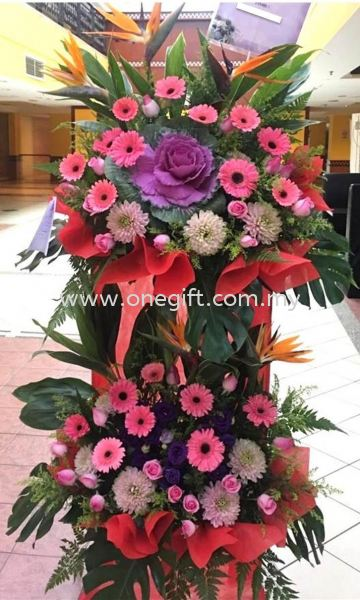OO28 Official Opening Flower and Gift Malaysia, Selangor, Kuala Lumpur (KL), Shah Alam Supplier, Suppliers, Supply, Supplies | The One Gift Gallery Sdn Bhd