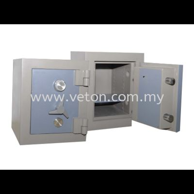 1520 SUPER HOME SAFE SECURED BY KEYLOCK AND COMBINATION LOCK