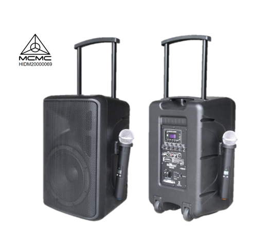 BeeTHomax Forte 8 Portable AC/DC Speaker Portable Speaker Professional Sound Penang, Malaysia, Kimberley Street Supplier, Suppliers, Supply, Supplies | P.H.G Enterprise Sdn Bhd