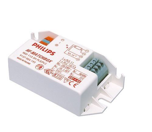 PHILIPS HF-M RED 109 SH TL/PL-S 230-240V ELECTRONIC BALLAST