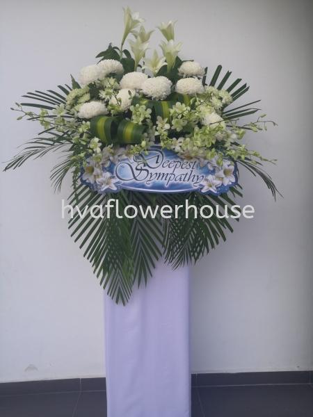 Condolence 001 Condolence Johor Bahru (JB), Malaysia, Ulu Tiram Supplier, Suppliers, Supply, Supplies | HV A Flower House