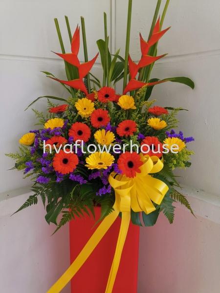 Opening Ceremony 026 Opening Johor Bahru (JB), Malaysia, Ulu Tiram Supplier, Suppliers, Supply, Supplies | HV A Flower House