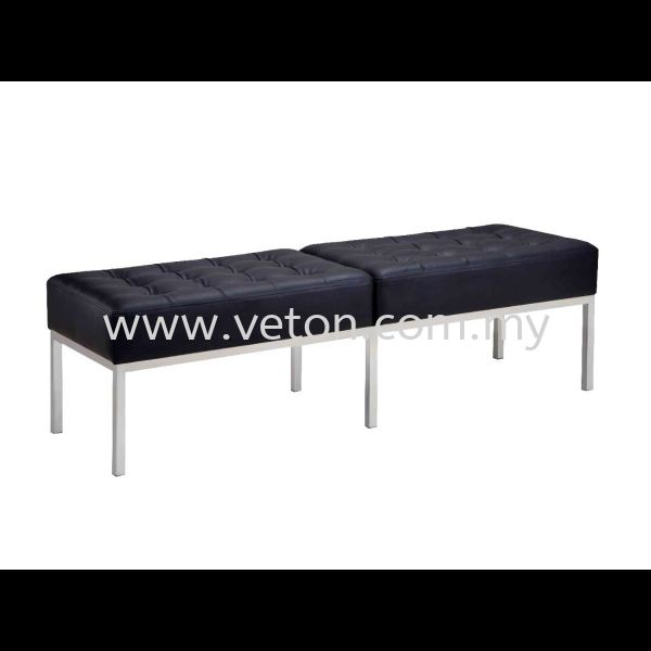 BENCH 002 OFFICE SOFA OFFICE SOFA & COFFEE TABLE OFFICE FURNITURE Selangor, Klang, Malaysia, Kuala Lumpur (KL) Supplier, Service, Supply, Supplies | Veton Office System Sdn Bhd