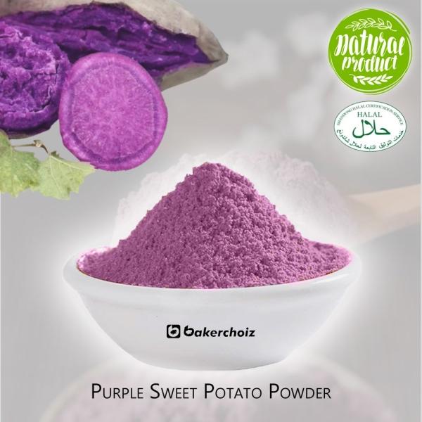[Bakerchoiz] Purple Sweet Potato Powder Natural Fruit & Vegetable Powder Perak, Malaysia, Ipoh Supplier, Wholesaler, Supply, Supplies   EC Food & Packaging Wholesaler Sdn Bhd
