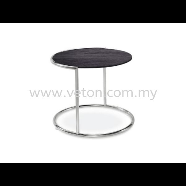 ROUND TEMPERED GLASS COFFEE TABLE COFFEE TABLE OFFICE SOFA & COFFEE TABLE OFFICE FURNITURE Selangor, Klang, Malaysia, Kuala Lumpur (KL) Supplier, Service, Supply, Supplies | Veton Office System Sdn Bhd