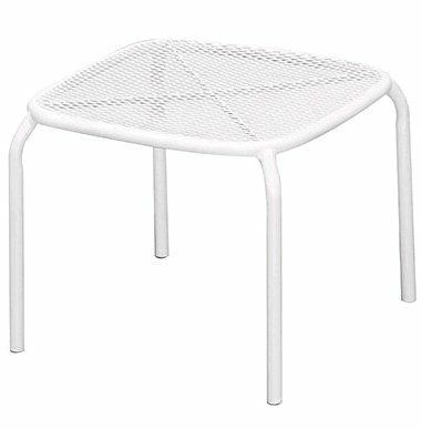 Outdoor Lounge Table - Sandy White Outdoor Chairs And Tables OUTDOOR Penang, Malaysia, Simpang Ampat Supplier, Suppliers, Supply, Supplies   Sweet Home BM Enterprise
