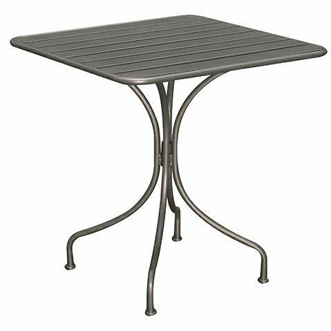 Outdoor Steel Table - Cool Grey Outdoor Chairs And Tables OUTDOOR Penang, Malaysia, Simpang Ampat Supplier, Suppliers, Supply, Supplies | Sweet Home BM Enterprise