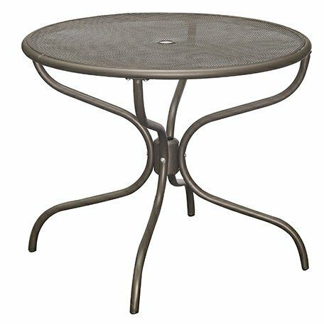 Outdoor Steel Table - Sandy Coffee Outdoor Chairs And Tables OUTDOOR Penang, Malaysia, Simpang Ampat Supplier, Suppliers, Supply, Supplies | Sweet Home BM Enterprise