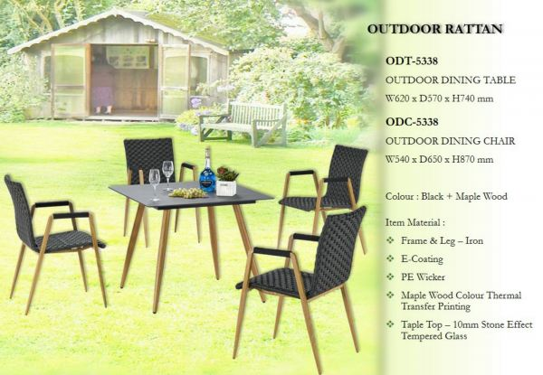 Outdoor Furniture  Outdoor Table Sets OUTDOOR Penang, Malaysia, Simpang Ampat Supplier, Suppliers, Supply, Supplies | Sweet Home BM Enterprise