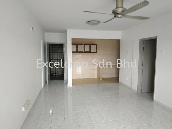 (R1204) Apartment @ Shah Alam Seksyen U5 SHAH ALAM  Selangor, Klang, Kuala Lumpur (KL), Malaysia House, Rental, Rent   Excelcrop Sdn Bhd