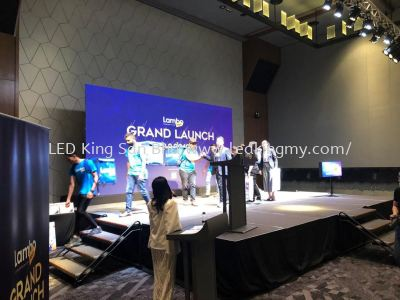 LED Rental For Events / Function Hall