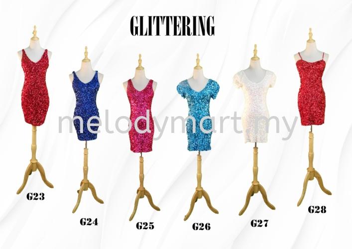 GLITTERING G23-28
