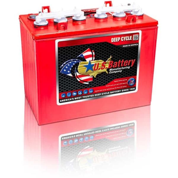 US 12VRX XC2 Flooded Lead Acid 12V Aerial Work Platform / Access U.S. Battery Johor Bahru (JB), Skudai, Malaysia Supplier, Suppliers, Supply, Supplies | Navigreen & Safety Equipment Sdn Bhd