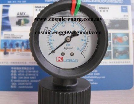 Pressure gauge Others Johor Bahru (JB), Malaysia, Singapore, Selangor, Kuala Lumpur (KL) Supplier, Suppliers, Supply, Supplies | Cosmic Engineering & Industrial Supply Sdn Bhd