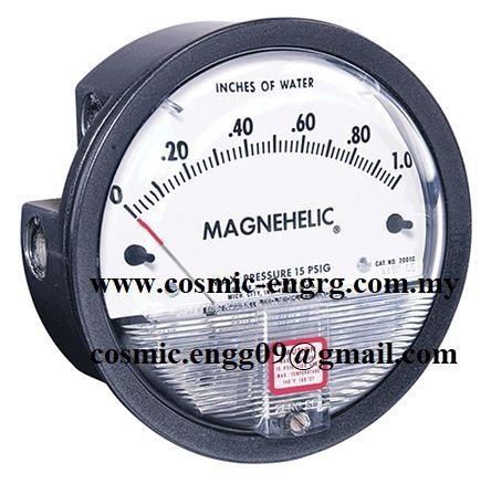 Dwyer Differential Pressure Gauge Others Johor Bahru (JB), Malaysia, Singapore, Selangor, Kuala Lumpur (KL) Supplier, Suppliers, Supply, Supplies | Cosmic Engineering & Industrial Supply Sdn Bhd