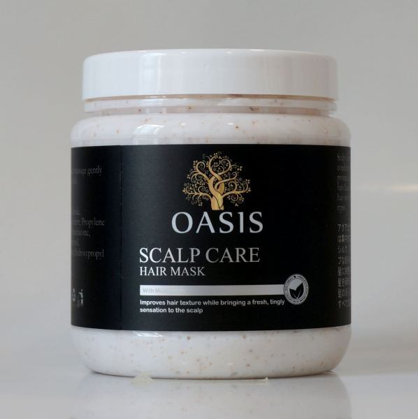 Scalp Care Hair Mask with Microbeads Others Kuala Lumpur (KL), Malaysia, Selangor Supplier, Suppliers, Supply, Supplies | QA HAIR CARE SDN BHD