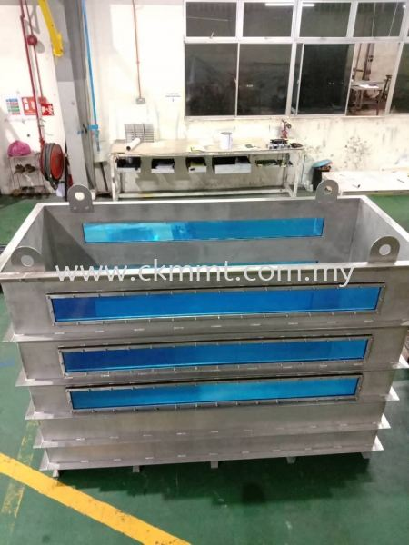 Stainless Steel Tank Fabrication Parts Johor Bahru (JB), Malaysia Supplier, Suppliers, Supply, Supplies | CKM Metal Technologies Sdn Bhd