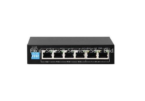 4-Port PoE + 2nos 100Mbps Uplink (Model : IES-104-P) Cynics PVE Poe Device Switch Perak, Ipoh, Malaysia Installation, Supplier, Supply, Supplies | Exces Sales & Services Sdn Bhd
