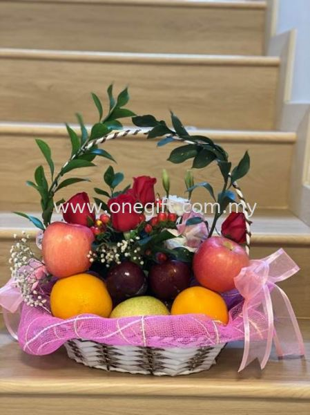 FF31 Flower and Fruit Basket Flower and Gift Malaysia, Selangor, Kuala Lumpur (KL), Shah Alam Supplier, Suppliers, Supply, Supplies | The One Gift Gallery Sdn Bhd