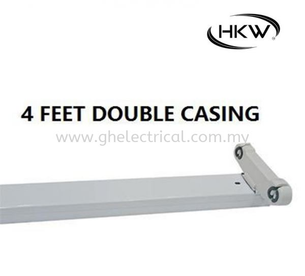 Hkw LED Casing  Fitting Holder  Kuala Lumpur (KL), Malaysia Supply, Supplier | G&H Electrical Trading Sdn Bhd