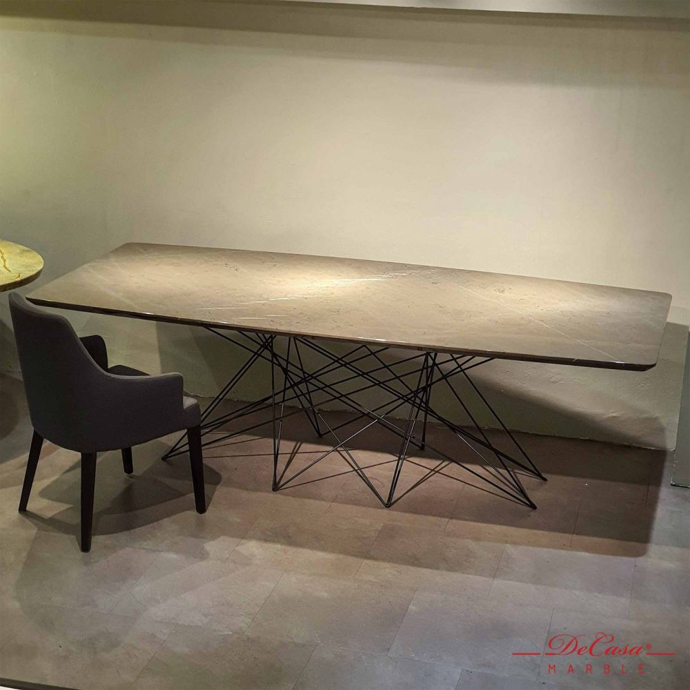 Pietra Grey | Turkey | 8-10 Seaters | Dining Table only