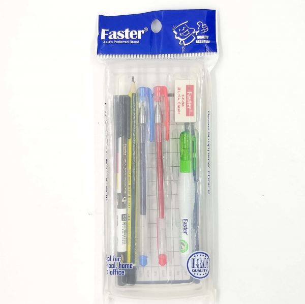 Faster Stationey Set 7in1 Stationery Set Stationery Johor Bahru (JB), Malaysia Supplier, Suppliers, Supply, Supplies | Edustream Sdn Bhd