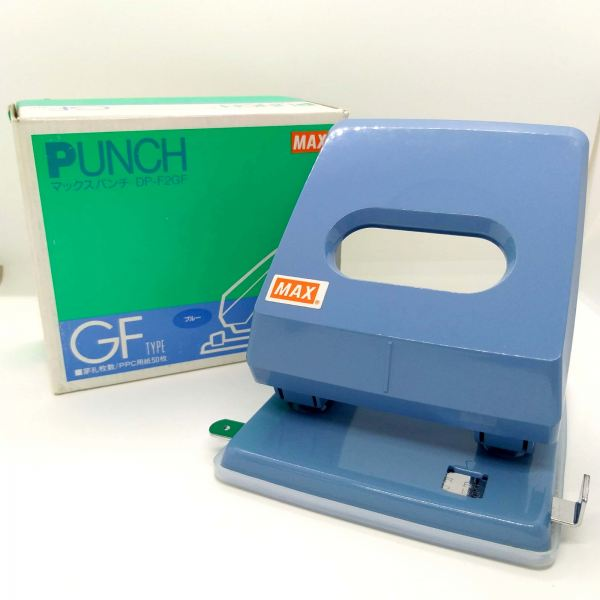 Max Hole Punch GF Type Punch Stapler/Punch Stationery Johor Bahru (JB), Malaysia Supplier, Suppliers, Supply, Supplies | Edustream Sdn Bhd