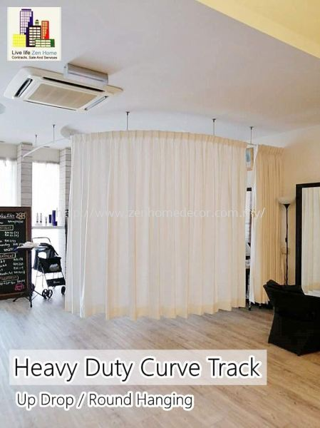Heavy Duty Curve Track  Heavy Duty Curve Track  Curve track Track & Rod Selangor, Malaysia, Kuala Lumpur (KL), Puchong, Shah Alam Supplier, Suppliers, Supply, Supplies | Zen Home Decor