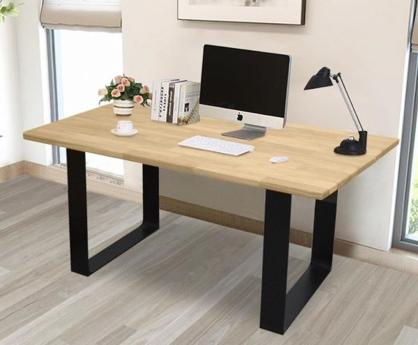 Nazis Solid Rubber Wood Multi Purpose Study Table  Office Table Office Furniture Malaysia, Selangor, Kuala Lumpur (KL) Supplier, Suppliers, Supply, Supplies   Like Bug Sdn Bhd