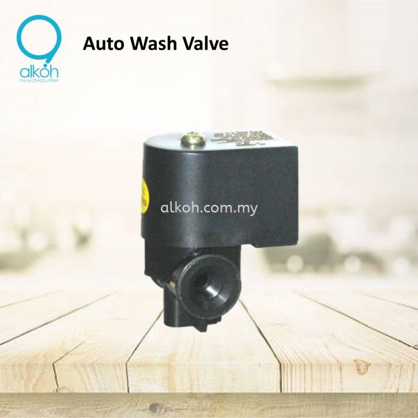 Auto Wash Valve For RO Reverse Osmosis Systems Accessories Water Dispensers Spare Parts Johor Bahru (JB), Malaysia, Ulu Tiram Supply, Suppliers, Supplies | Alkoh Marketing Sdn Bhd