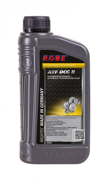 HIGHTEC ATF DCG II Automatic Transmission Fluids (ATF) Gear Oils, Central Hydraulic. and Steering Fluids Petaling Jaya (PJ), Selangor, Malaysia. Suppliers, Supplies, Supplier, Supply | Racing Tech Lubricants Sdn Bhd