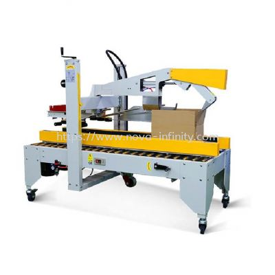 Automatic Flaps Folding Carton Sealer (For Industry Use)