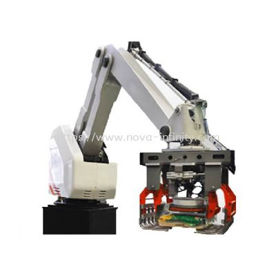 Robotic Palletizer(For Industry & Manufacturing Use��
