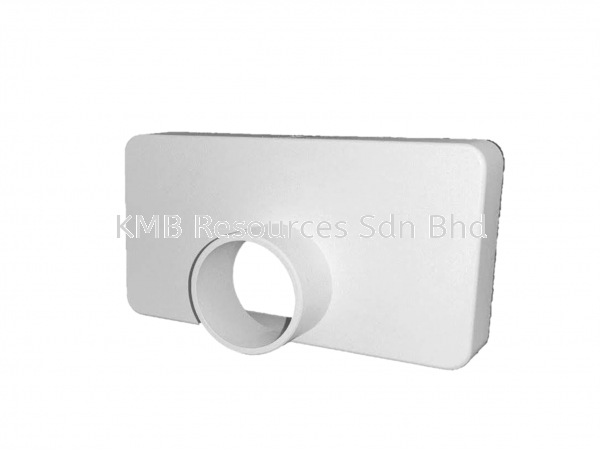 UPVC Rectangular End Cap with 25mm Outlet Others Perak, Malaysia, Ipoh Supplier, Suppliers, Supply, Supplies | KMB Resources Sdn Bhd