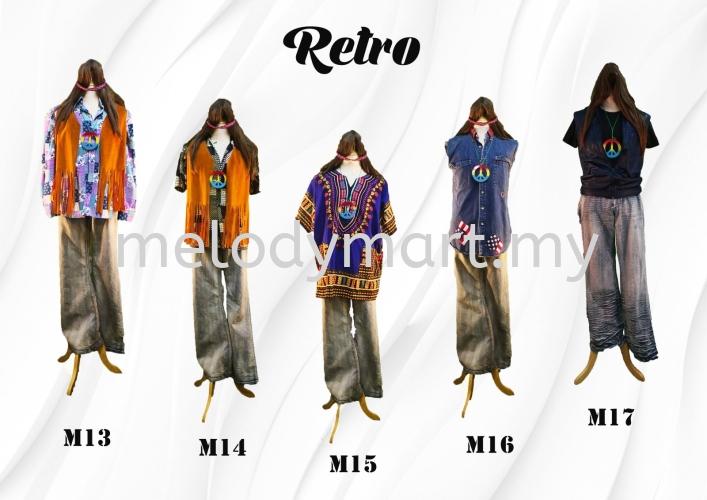 RETRO  RM13-RM17