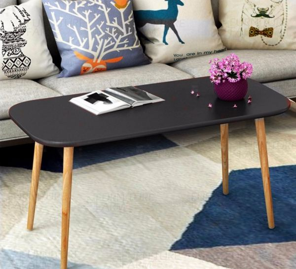 Trendy Mini Version Eames Round Edged Coffee Table Office Table Office Furniture Malaysia, Selangor, Kuala Lumpur (KL) Supplier, Suppliers, Supply, Supplies | Like Bug Sdn Bhd