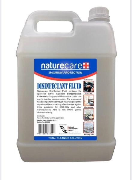 Smoke Fluid Disinfectant (5L) For Fogging Machine  Health Care Malaysia, Selangor, Johor, Penang, Sarawak Supplier, Supply, Manufacturer | Biosystem Europe Technology (M) Sdn Bhd