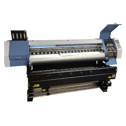 Triple Head Sublimation Printer