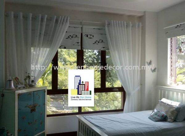 Lace Lace Curtain & Lace Selangor, Malaysia, Kuala Lumpur (KL), Puchong, Shah Alam Supplier, Suppliers, Supply, Supplies | Zen Home Decor