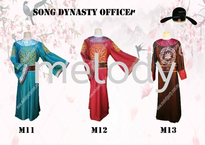 SONG DYNASTY OFFICER M11-13