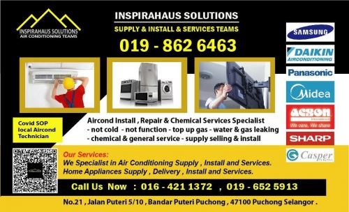 aircond services