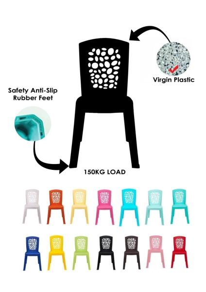 PSB-M178C Plastic Chair Chairs Loose Furniture Johor Bahru (JB), Malaysia, Iskandar Supplier, Suppliers, Supply, Supplies | PSB Decoration Sdn Bhd