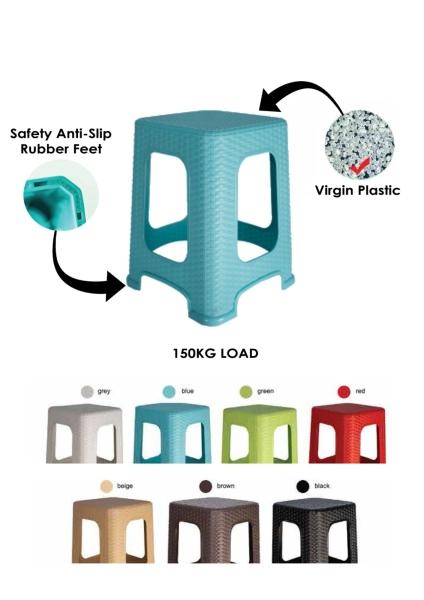 PSB-M2007 Plastic Chair Chairs Loose Furniture Johor Bahru (JB), Malaysia, Iskandar Supplier, Suppliers, Supply, Supplies | PSB Decoration Sdn Bhd
