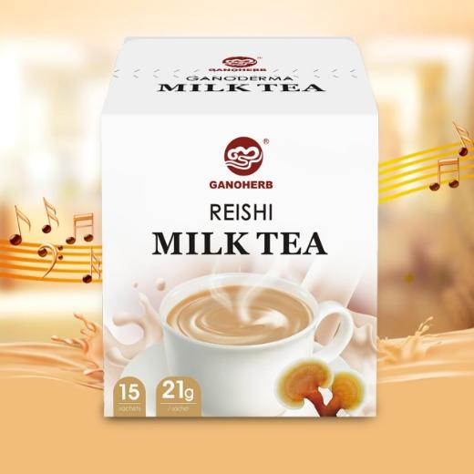 GANOHERB Reishi Mushroom Milk Tea