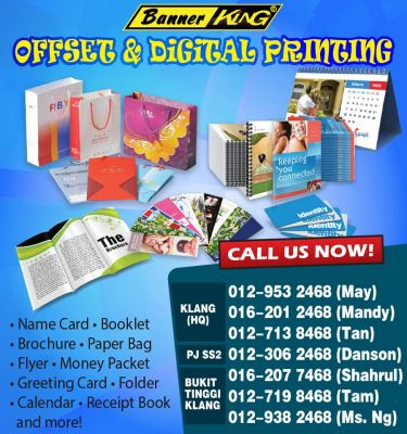 Flyers, Brochures & Business Card Printing