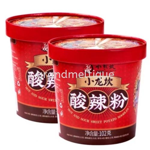 Xiaolongkan hot & sour noodle小龙坎酸辣粉102g