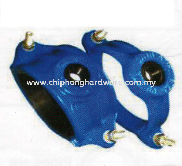 Ductile Iron Clamp Saddle Flanges & Joints Accessories Selangor, Malaysia, Kuala Lumpur (KL), Seri Kembangan Supplier, Suppliers, Supply, Supplies | CHIP HONG HARDWARE SDN BHD