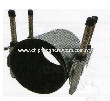 Repair Clamp Flanges & Joints Accessories Selangor, Malaysia, Kuala Lumpur (KL), Seri Kembangan Supplier, Suppliers, Supply, Supplies   CHIP HONG HARDWARE SDN BHD